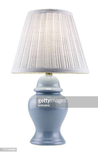 Table lamp with clipping path