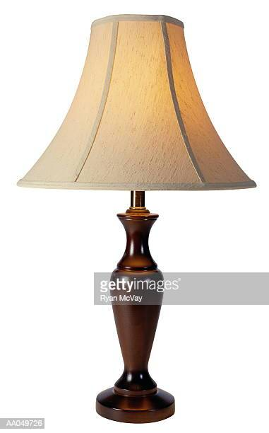 Table Lamp with Lamp Shade