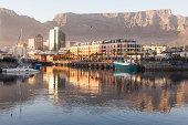 Table Mountain at Sunrise