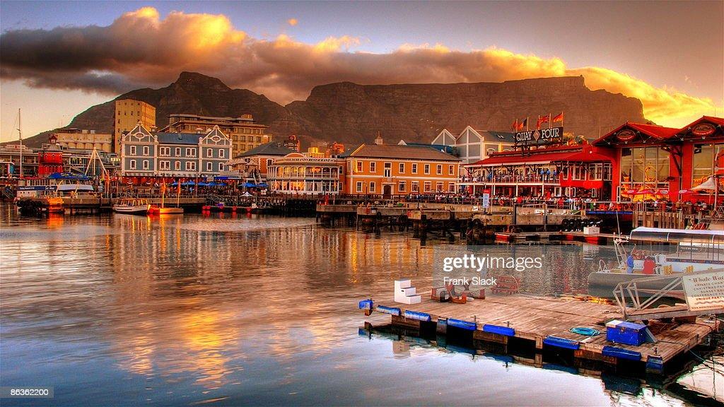 Table Mountain : Stock Photo
