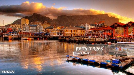 Table Mountain : ストックフォト
