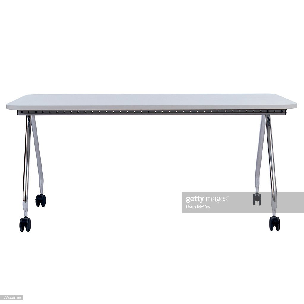 Table on Wheels : Stock Photo