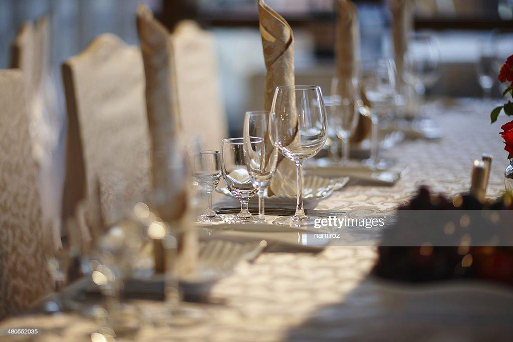 Quadro para uma festa de evento ou Recepção de Casamento : Foto de stock