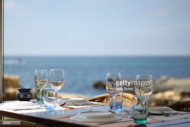 Table Set For Lunch