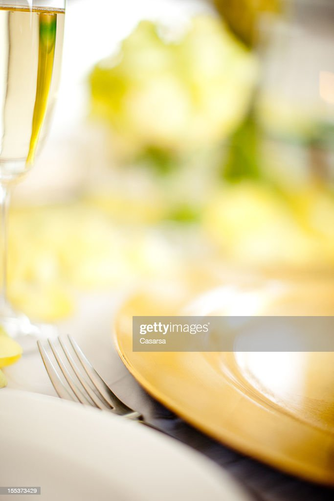 Table setting stock photo getty images for Table setting images