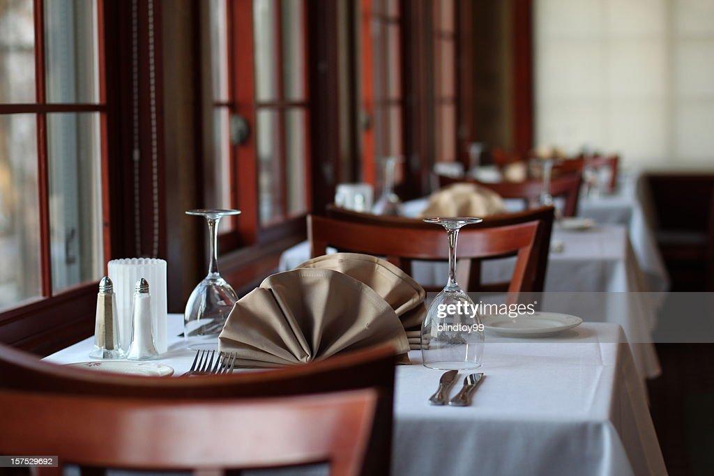 Table settings : Stock Photo