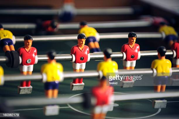 Table Soccer-Sports Activity