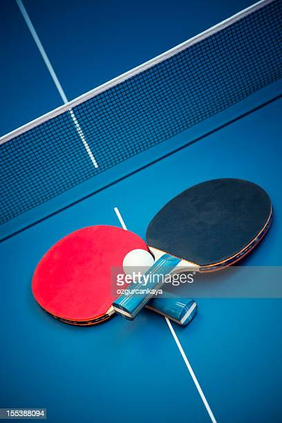 Balle de Tennis de Table et Bats