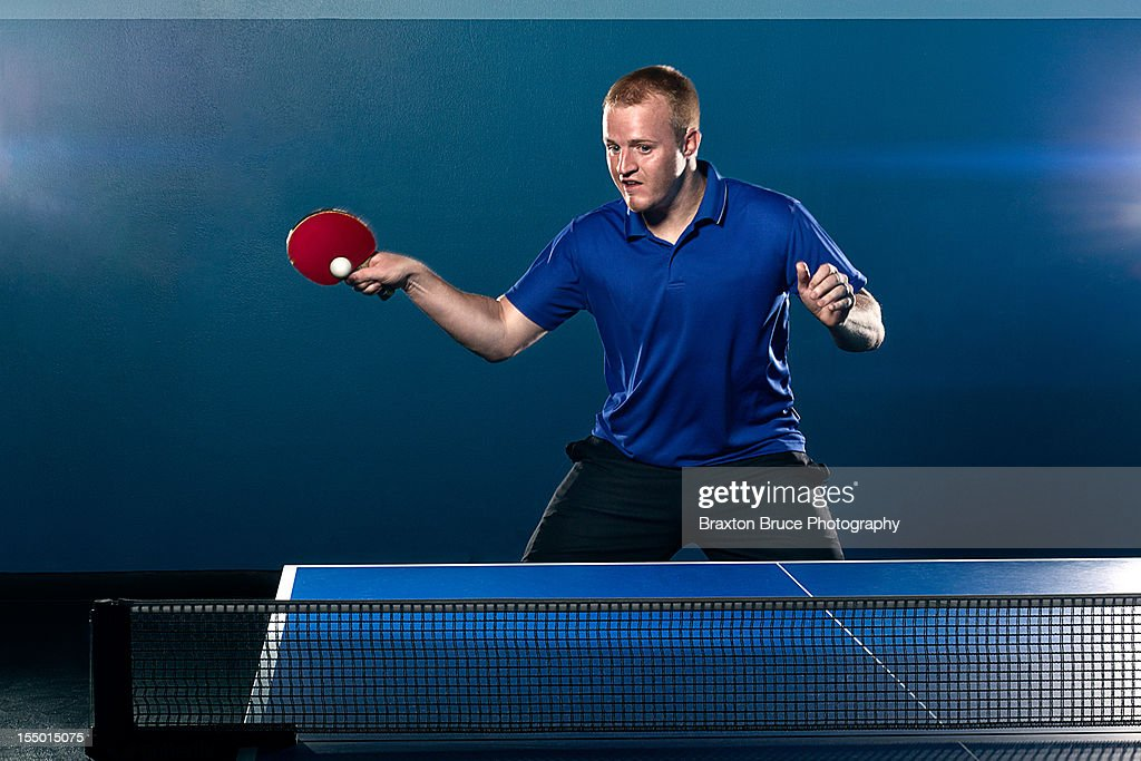 Table Tennis Stock Photo Getty Images