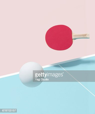 Table tennis / Ping Pong