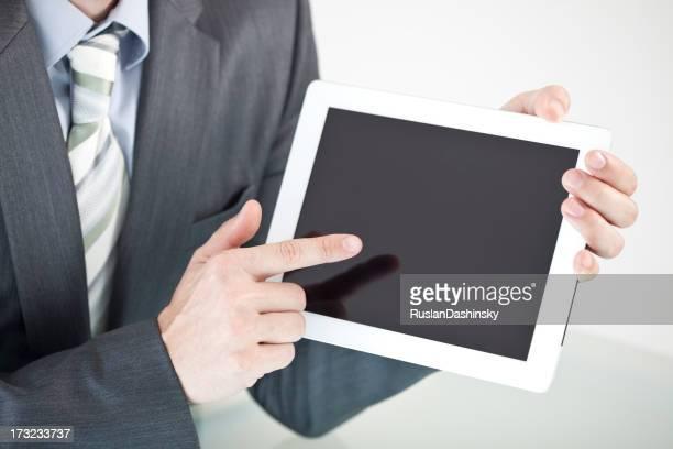 Tablette ordinateur.