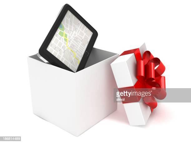 GPS tablette cadeau