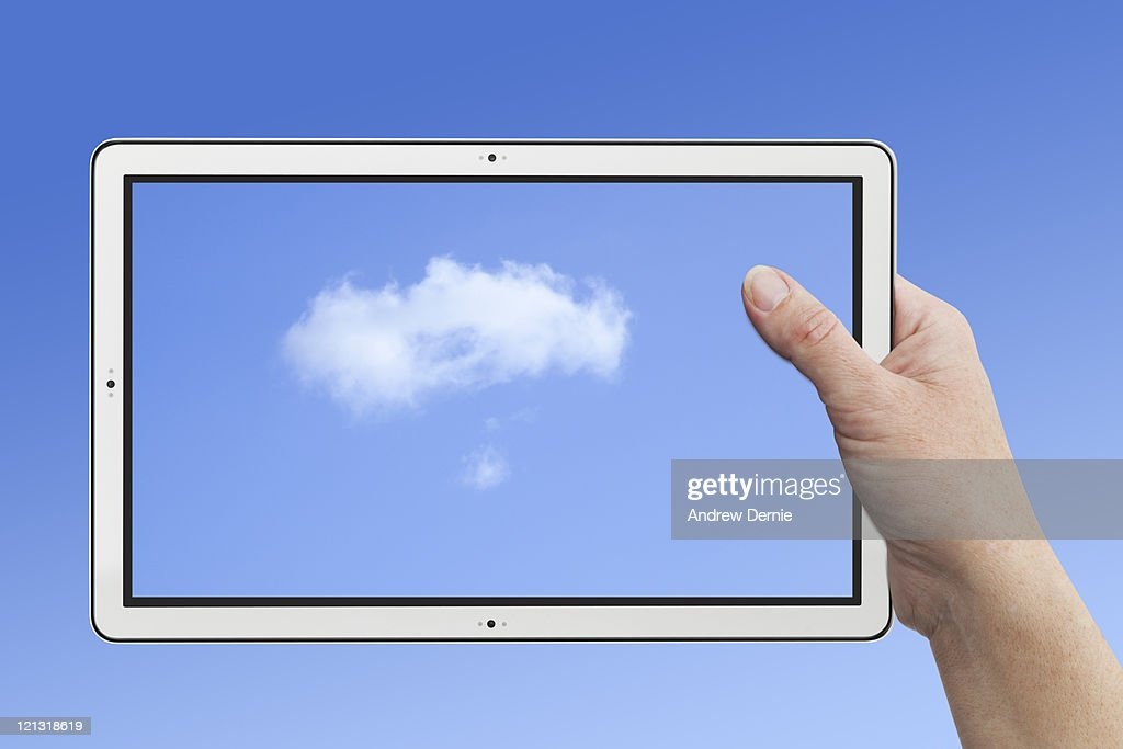 Tablet PC : Stock Photo