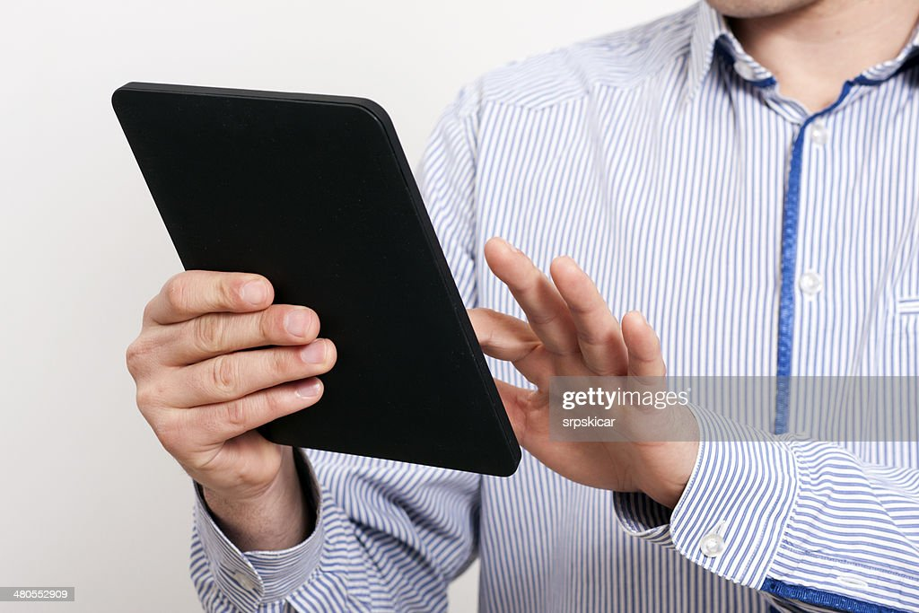 Tablet : Stock Photo