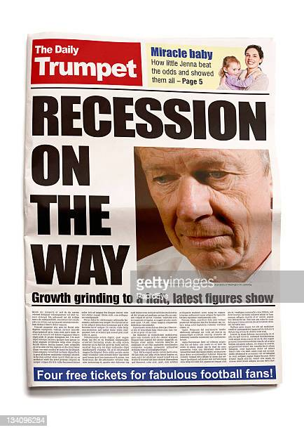 Tabloid recession warning