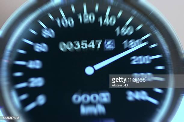 hohe Geschwindigkeit