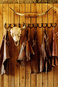 Tack Room at Saddleback Ranch