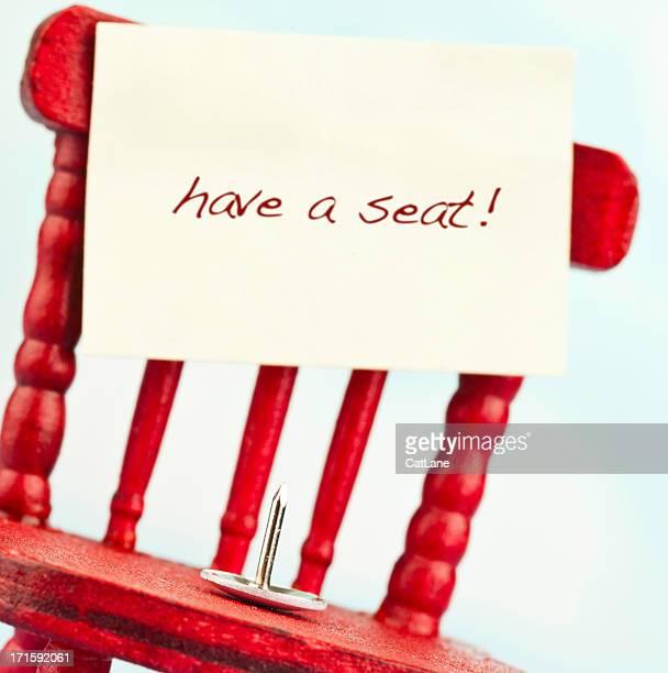 Tacky Shots: Have a Seat!