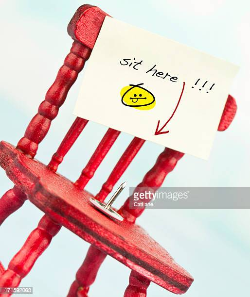 Tacky Shots: Sit Here!