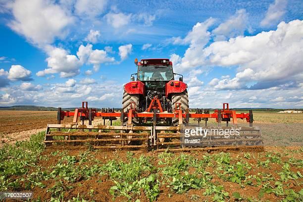 Tactor et l'Agriculture