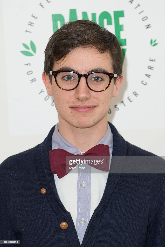 Tad D'agostino attends the Dance This Way launch party at WB Wood on February 28, 2013 in New York City.