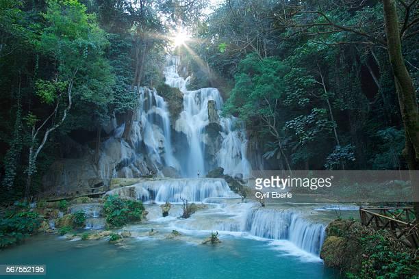Tad Kunag Si waterfall