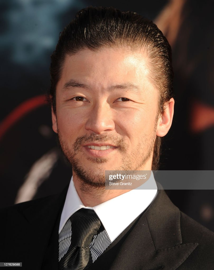<a gi-track='captionPersonalityLinkClicked' href=/galleries/search?phrase=Tadanobu+Asano&family=editorial&specificpeople=723282 ng-click='$event.stopPropagation()'>Tadanobu Asano</a> attends the 'Thor' Los Angeles Premiere at the El Capitan Theatre on May 2, 2011 in Hollywood, California.
