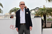 Tadashi Okuno at the photo call for 'Like Someone in Love' during the 65th Cannes International Film Festival