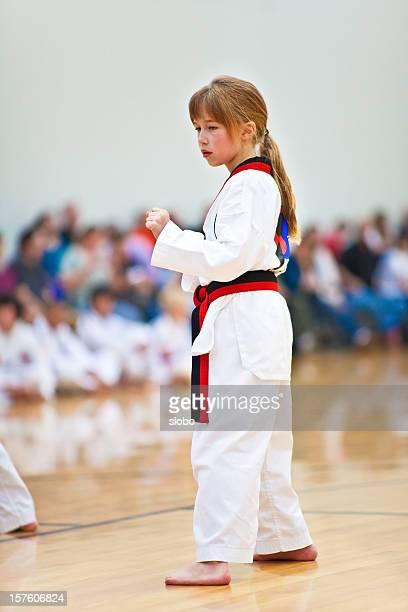 Taekwondo Mädchen