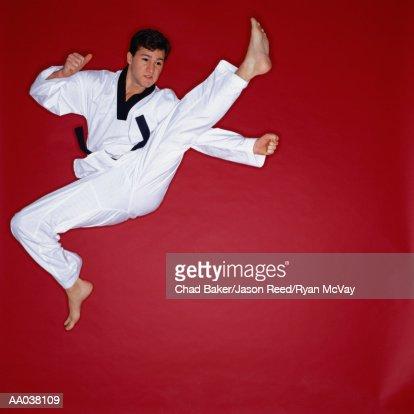 Tae Kwon Do Kick