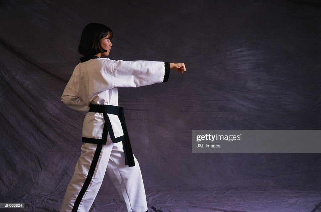 Tae Kwon Do : Stock Photo