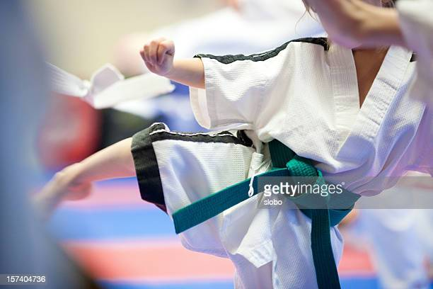 Tae Kwon-Do Kinder