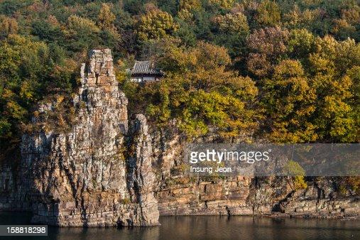 Taehwa River in Autumn