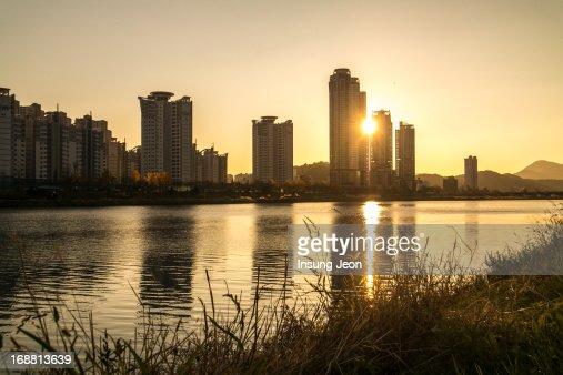 Taehwa river