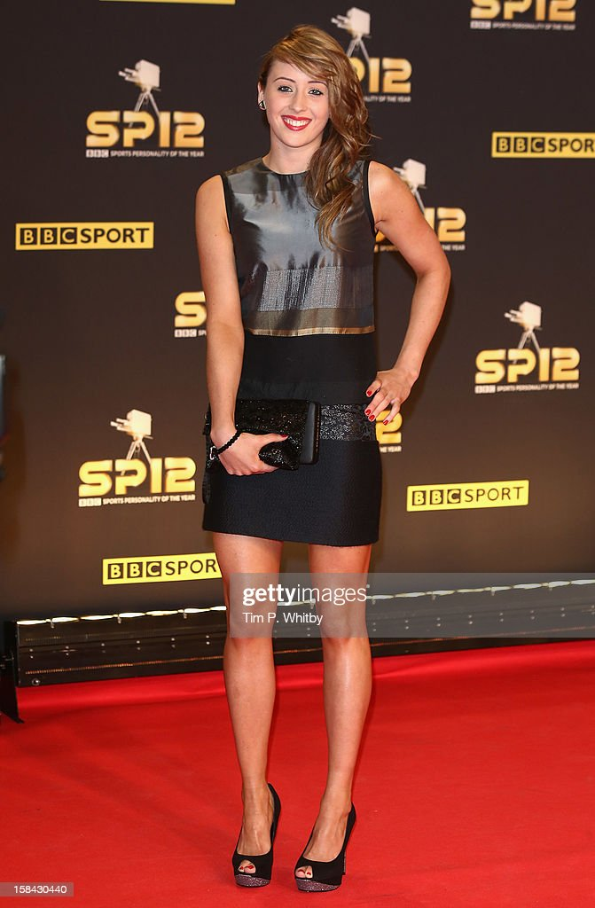 Taekwondo gold medalist Jade Jones attends the BBC Sports Personality of the Year Awards at ExCeL on December 16, 2012 in London, England.