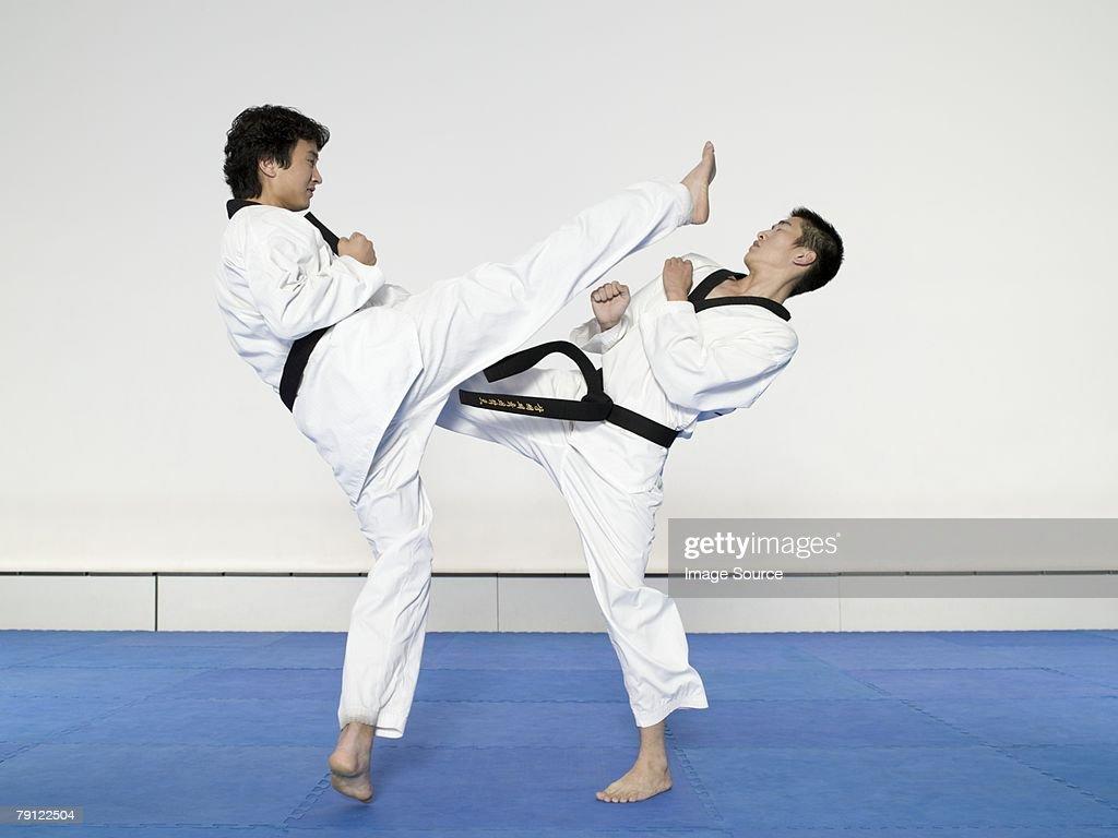 Taekwondo : Stock Photo