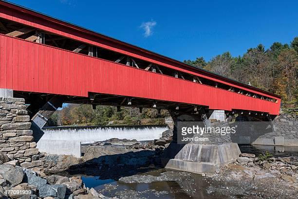 Taftville covered bridge