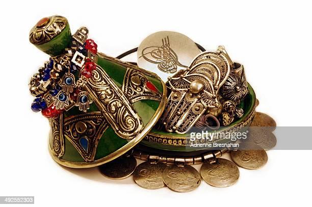 Tagine jewelry