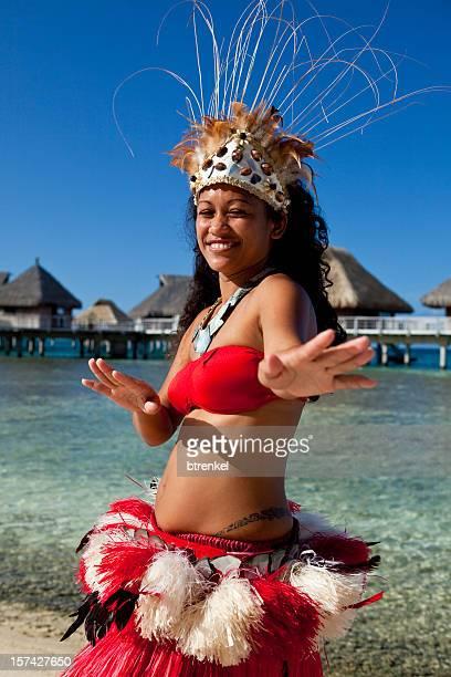 Dançarino do Taiti