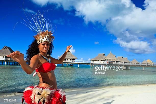 Tahiti-Danseur