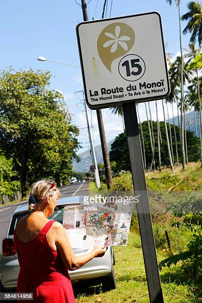 The famous Monoi Road launched in 2010 has 22 official stops including coconut factories tiare flower plantations markets botanical workshops...