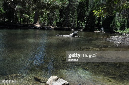 Tahoe Lake, California : Stock Photo
