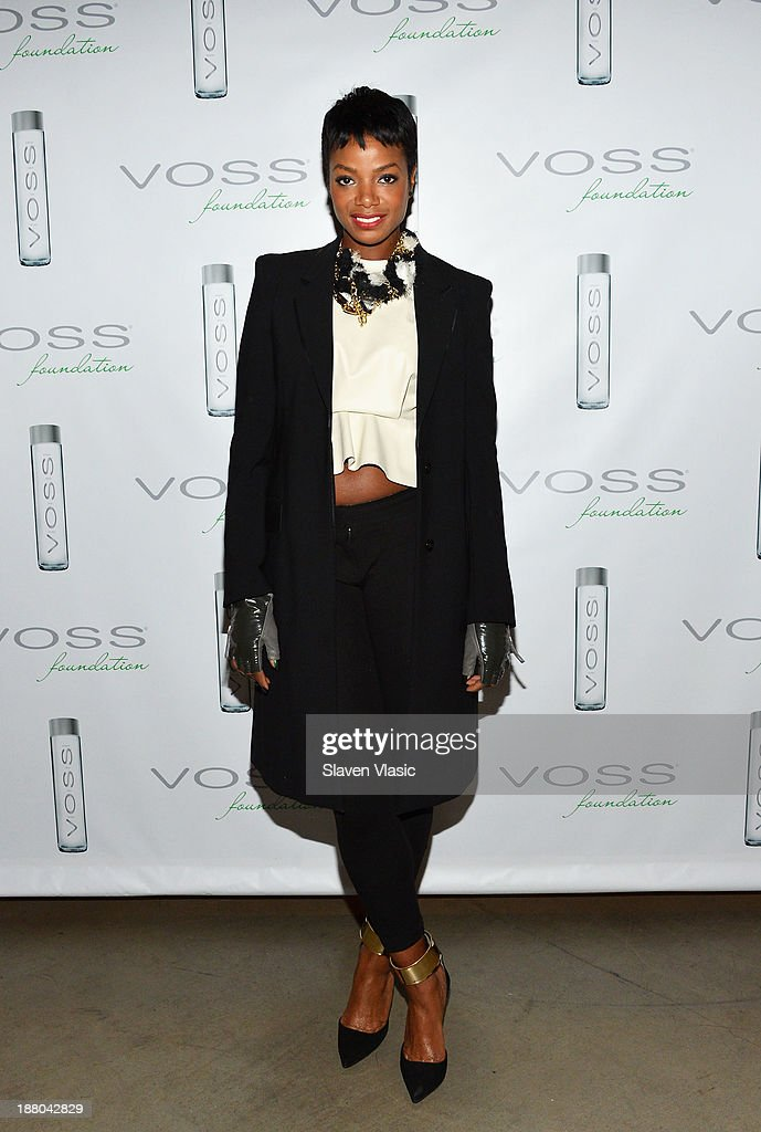 <a gi-track='captionPersonalityLinkClicked' href=/galleries/search?phrase=Tai+Beauchamp&family=editorial&specificpeople=6354367 ng-click='$event.stopPropagation()'>Tai Beauchamp</a> attends the fourth annual Voss Foundation Women Helping Women New York luncheon at Dream Downtown on November 14, 2013 in New York City.