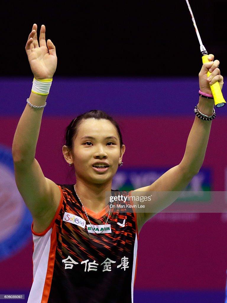 Tai Tzu Ying s – of Tai Tzu Ying