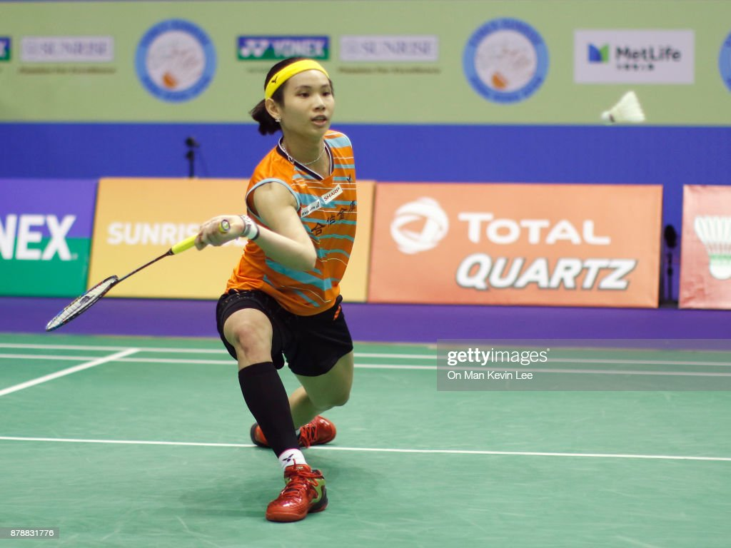 Yonex Sunrise Hong Kong Open 2017 Day 5 s and