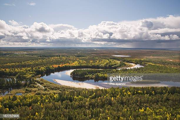 Taiga. Western Siberia