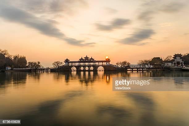 Taihu, Wuxi, Jiangsu Province, China