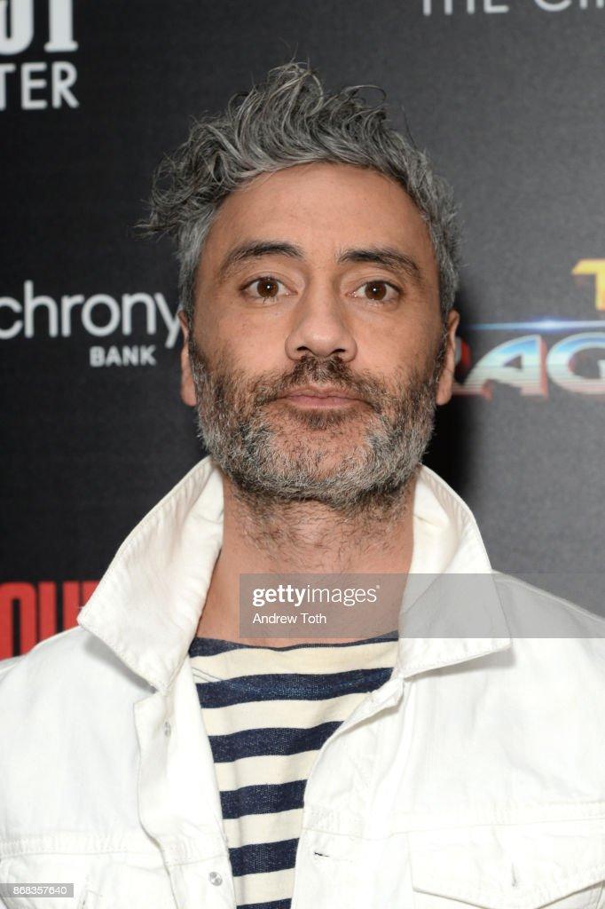 "The Cinema Society With FIJI Water, Men's Journal, And Synchrony Host A Screening Of Marvel Studios' ""Thor: Ragnarok"""