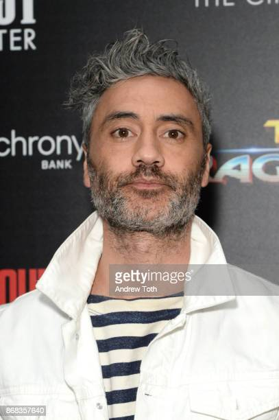 Taika Waititi attends a screening of Marvel Studios' 'Thor Ragnarok' at the Whitby Hotel on October 30 2017 in New York City