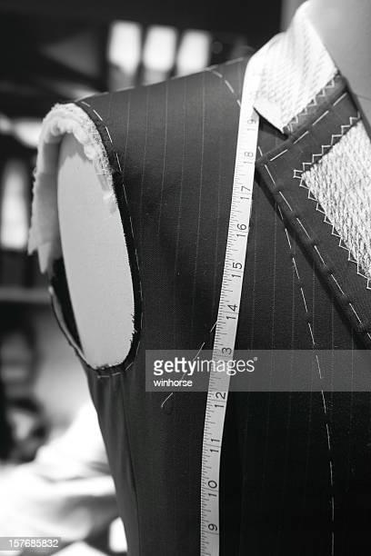 Tailor closeup